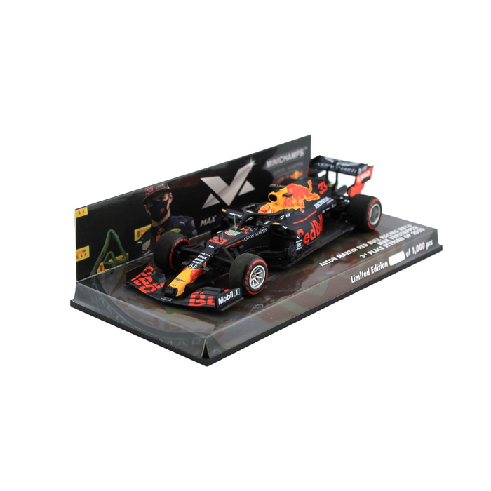 1:43 RB16 Styrian GP 2020 - 3e plaats  image